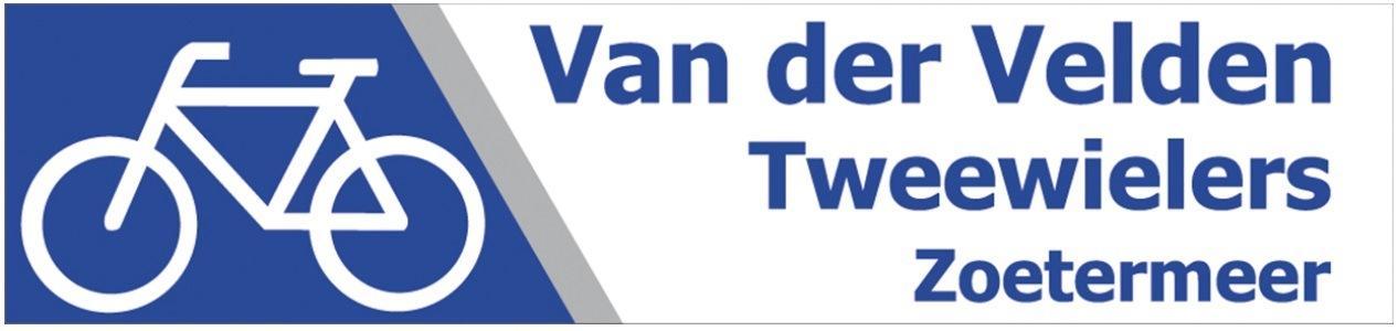 Van der Velden Tweewielers sponsor van het 3e SV Oosterheem jeugdtoernooi.