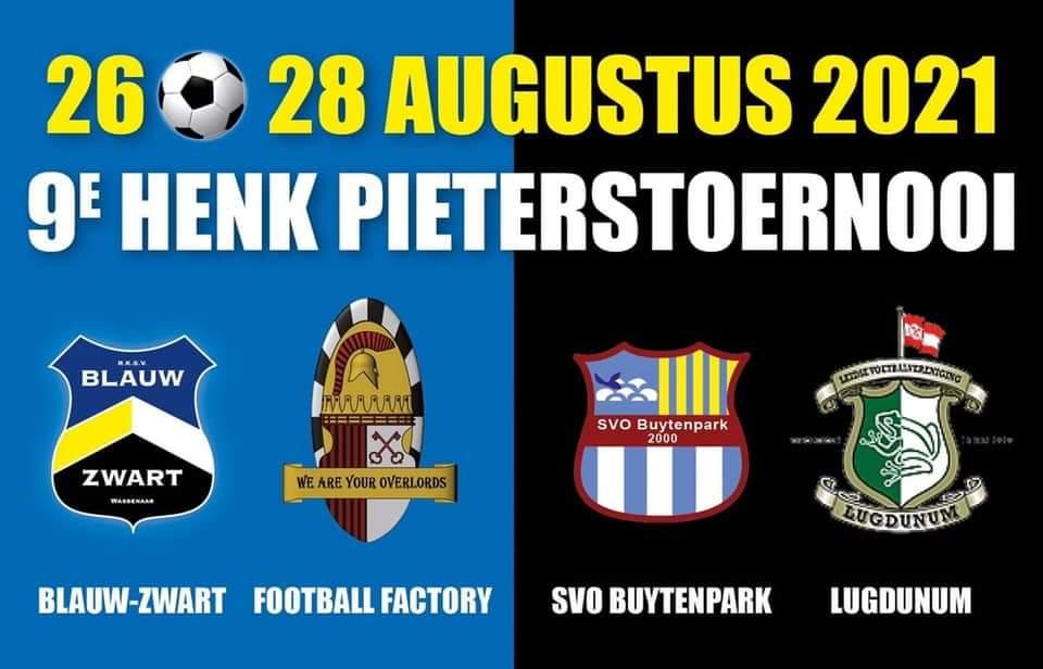 SVO wint Henk Pieters toernooi