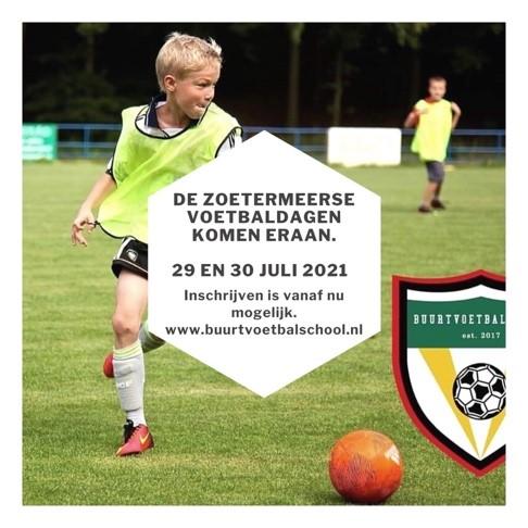 Zoetermeerse Voetbaldagen 2021